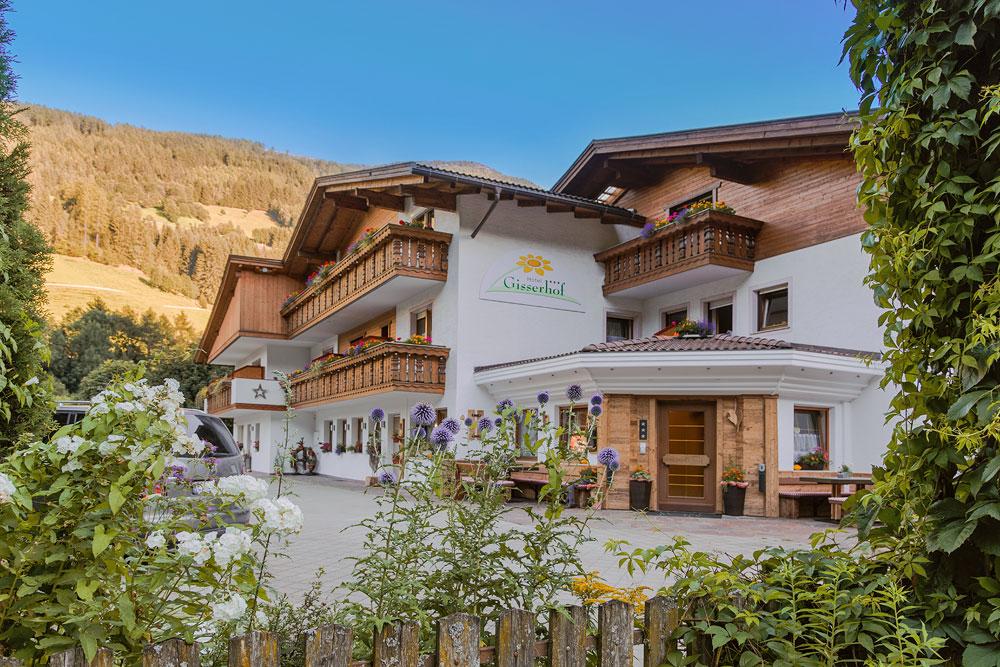 Hotel Gisserhof St Johann